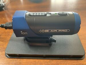 iON Air Pro Wifi Camcorder -  Blue Black