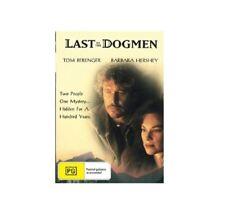 Last of The Dogmen DVD Adventure Movie Film With Tom Berenger Barbara Hershey