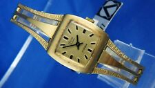 Vintage Retro Union Soleure Swiss Mechanical Watch NOS New Old Stock Circa 1960s