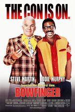 BOWFINGER (1999) ORIGINAL MOVIE POSTER  -  ROLLED