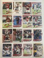 Atlanta Falcons Football Card Lot Matt Ryan Julio Jones Todd Gurley AJ Terrell