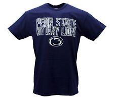 Activewear Shop For Cheap Nwt Zubaz Ncaa Penn State Short Sleeve Blue Activewear Shirt Mens Large