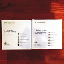 Nu Skin Lifepak Nano 2 Packs,120 packets,2 month supplement, Exp 07/19