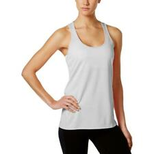 Ideology Womens Yoga Fitnesss Running Tank Top Athletic BHFO 8855