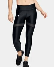 Under Armour Women's NWT UA Qualifier Speedpocket Outshine Crop Leggings Small