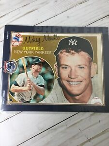 Mickey Mantle Photo 8X10  New York Yankees