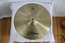 "Avedis Zildjian 18"" rock crash cymbal. 1788 grams"
