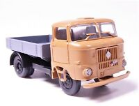 H0 IFA W 50 L Lastpritsche kurze Pritsche Schausteller braun grau DDR 14105500
