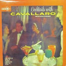 Cavallaro(Vinyl LP)Cocktails With-Coral-CRL 1077-UK-VG/VG+
