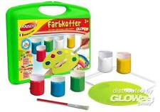 Joustra Caso del color para en el camino pintar Malset Kit manualidades