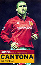 Good, FourFourTwo Great Footballers: Cantona, Wightman, Rob, Book