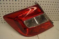 2012 2013 Honda Civic Sedan Left Driver Side Tail Light OEM