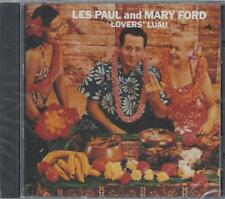 LES PAUL AND MARY FORD LOVER'S LUAU Blue Hawaii Song Of The Islands NEW CD