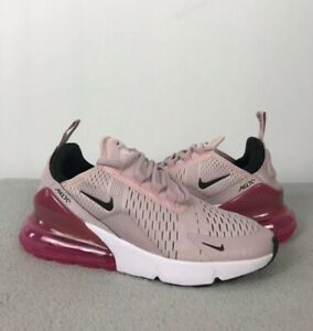 Nike Air Max 270 Violet Women's Sz 8 Running Shoes