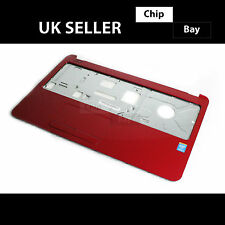 HP 15-R212NA Laptop Palmrest Top Chassis Plastic Red SPS-760958-001 AP14D000321