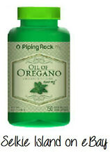 Oil of Oregano 150 Quick Release Softgels 1,500 MG Exp 04/2020 Free Ship!