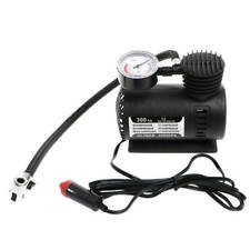 Electric Tire Air Inflator Pump 300PSI Portable Mini Air Compressor Auto Car 12V