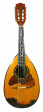 Japan Suzuki No.230 Bowlback Solid Spruce Rosewood Mandolin, Hard Case, OJMN183