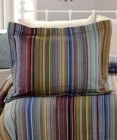 Retro Stripe Sham - Spice Pillow Sham 1-Pc