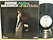 """Dionne Warwick """"in Valley of the Dolls"""" Vinyl Lp Near Mint, Scepter Records"""