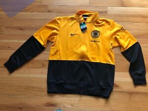 Nike Football Soccer Kaizer Chiefs N98 TrackJacket. 355670 760 Mens Size XL.