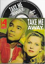 TWENTY 4 SEVEN - Take me away CD SINGLE 2TR Eurodance 1994 (INDISC) Holland