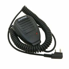 Baofeng UV-5R UV-5RA UV-5RE UV-5R PLUS Microphone Speaker hand-held microph C5L6