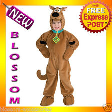 WMU 568359 Child Large Scooby Doo Velour Jumpsuit