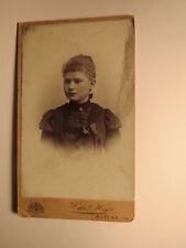 Altena i. W. - Mädchen - junge Frau - Portrait / CDV