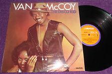 "VAN McCOY  "" The Disco Kid ""  1975 UK LP AVCO  9109 007"