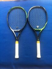 Yonex Tennis Rackets - EZONE 108 and 102 - 4 3/8 - Lot of 2 - See Photos