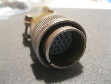ITT Canon Military 24 Pin Screw Connector CA3106E24-28PF80