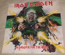 "Iron Maiden: no prayer for the dying 12"" picture disc U.K. Import 1990"
