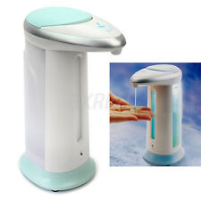Dosatore Erogatore Automatico IR Infrarossi Dispenser Sapone Liquido Detergente