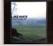 (GC329) Luke White, Outside In - 2012 CD
