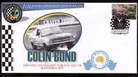 COLIN BOND AUSTRALIAN RACING GREATS COV, TORANA XU1