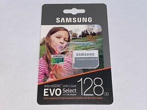 Samsung 128GB MicroSDXC SD Card Samsung Galaxy Note 8 9 s7 s8 s9 Nintendo Switch