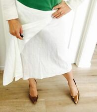 Linen Wrap, Sarong Regular Size Skirts for Women