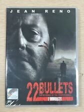 22 BULLETS L'Immortel UK Import NEW Region 2 The Revenge of the Professional
