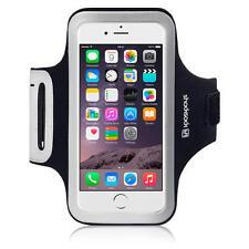 Étuis, housses et coques brassards noirs iPhone 6 pour téléphone mobile et assistant personnel (PDA)
