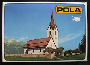 POLA 235 - Schweizerische Kirche - Swiss Church - N Eisenbahn Modellbausatz Kit
