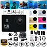 New Waterproof Camera HD 1080P Sport Action Camera DVR Cam DV Video Camcorder