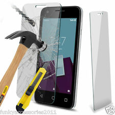 Genuine Premium Tempered Glass LCD Screen Protector for Alcatel Pixi 3 (4.5)