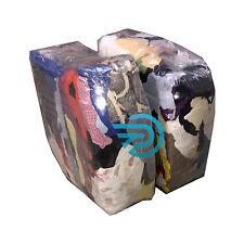 Putzlappen 20kg Kattun bunt DIN 61650 fusselarm Putztücher Werkstatt