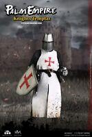 COOMODEL PE002 POCKET EMPIRES Warrior TEMPLAR KNIGHT 1/12 Figure