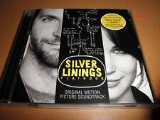 SILVER LININGS PLAYBOOK soundtrack CD danny elfman JESSIE J alabama shakes EODM