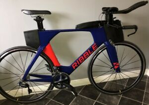 Ribble Di2 TT bike
