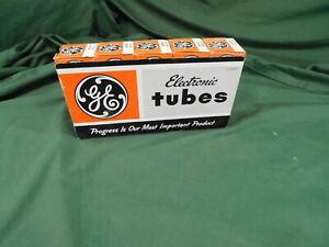 Vintage GE Electronic Tubes 5 @ 6146B / 8298A NOS Electronic Parts Antique Radio