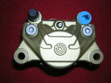 Brembo Rear Gold Universal Caliper. 34mm Pistons. New Suits most Italian Models