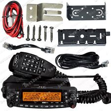 TYT TH-9800 50W VHF/UHF 809CH Quad Band Car/Truck Mobile Radio Transceiver B0627